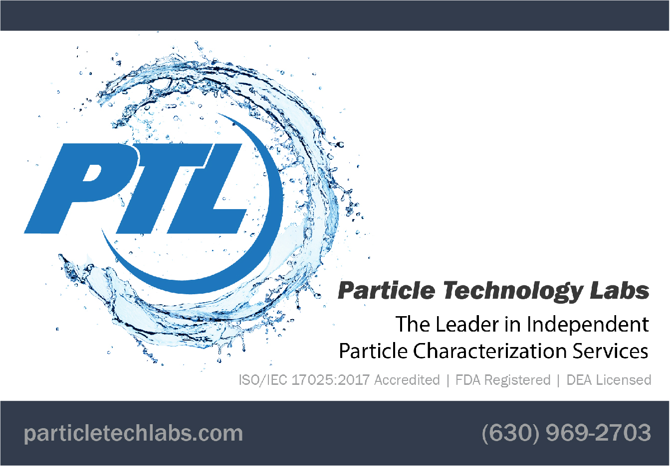 Standard Methods for Examination of Water and Wastewater at PTL